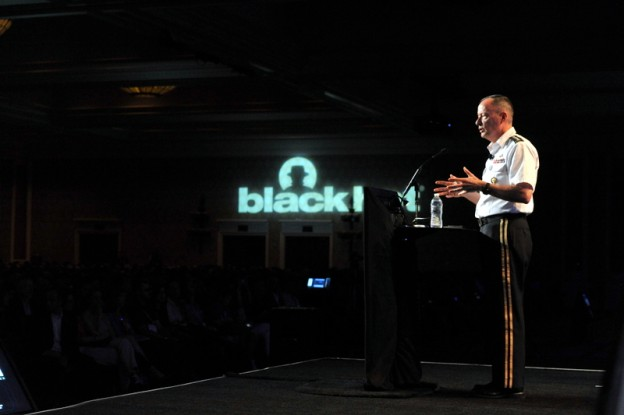 Gen. Keith Alexander at Black Hat USA 2013