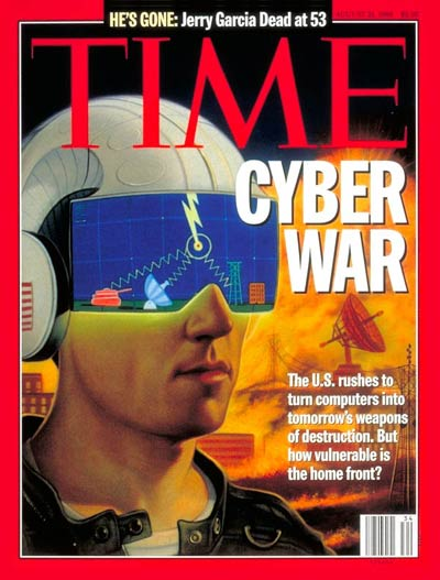 Time cover cyberwar 1995