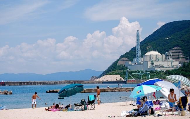 Monju nuclear plant Japan
