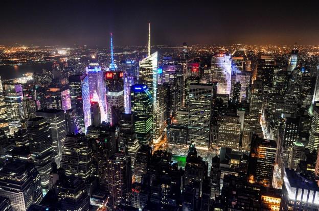 New York skyline (photo: www.flickr.com/photos/sopasnor)