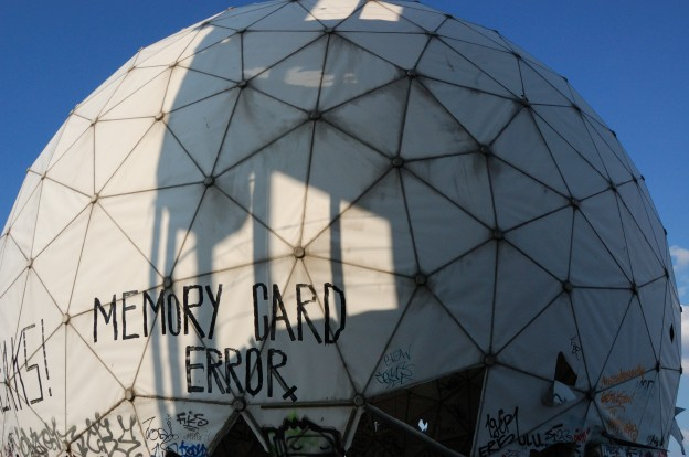 Teufelsberg, Berlin (photo: Real Fiction Filme)